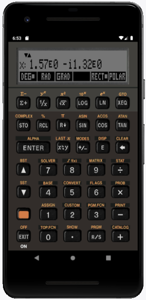 Hp42s manual hp 42s manual free download array free42 an hp 42s calculator simulator rh thomasokken fandeluxe Image collections
